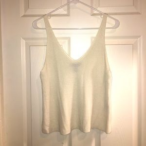 Forever 21 Sweater Tank Top